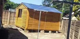 We do various sizes of Wendy house