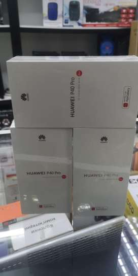 Immaculate Huawei P40 Pro 256GB for sale WITH a 12 Months Warranty!