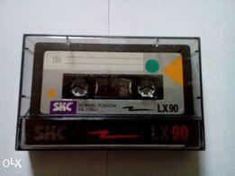 Аудиокассета SKC LX 90