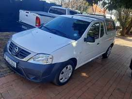 2014 nissan np200 1.6 safety pack