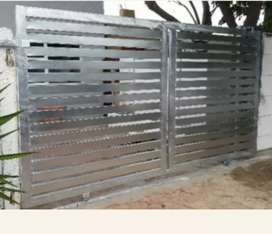 Driveway Gates, Garage doors installer and automation
