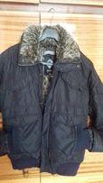 Супер модная куртка на парня 11-12 лет bershka