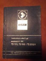 Oryginalna instrukcja MZ TS