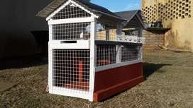 Min hous for any type of pet down and up stairs .