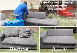 Cleaning Couches