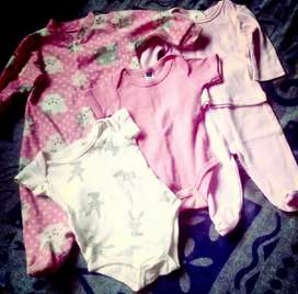 0/3month baby girl clothing