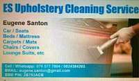 Image of Upholstery Cleaning Service