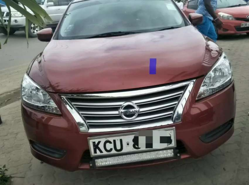 Nissan sylphy 2014 0
