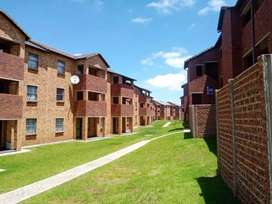 Brand new 2bed flats with balcony and security
