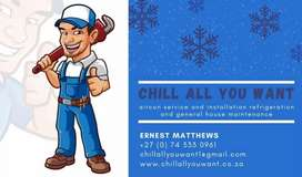 Aircon services and installation & general house maintenance