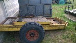 Продам тракторный прицеп под каток.
