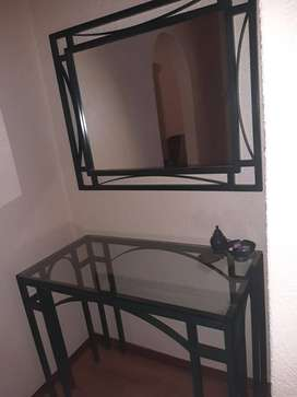 Wrought iron diningroomfurniture