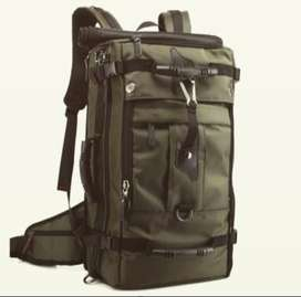 Traveling/camping backpack