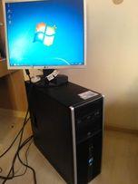 PC biuro gry Fortnite znakomity HP Elite 8000 4x2,83GHz szybki SSD x10