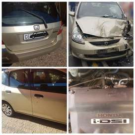 2007 HONDA JAZZ STRIPPING FOR SPARES