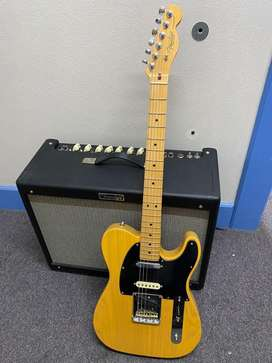 Fender AM PRO LTD Edition Nashville Telecaster for sale