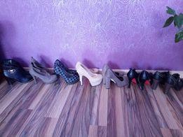 Туфли, ботинки,полусапожки, зимние сапоги.