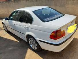 BMW 6 cylinder, still in good condition, second owner, needs service