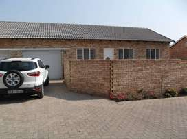 TOWNHOUSE TO RENT CLOVERDENE, BENONI