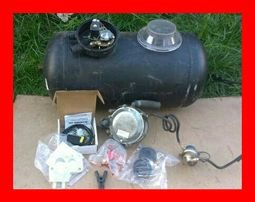 Комплект ГБО. Газовое оборудование ВАЗ-2107, НИВА-2121, Ниссан Альмера