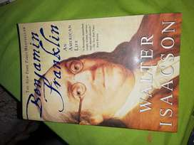 Benjamin Franklin - An American Life by Walter Isaacson (Book)