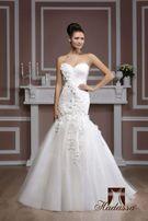 Свадебное платье рыбка, срочно