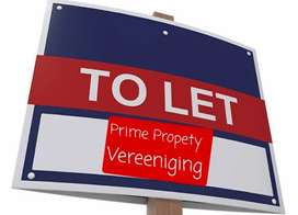 Prime Propety To Let Vereeniging
