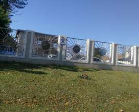 Steel Security Gates and Bars - Securing Homes For 10 Yr