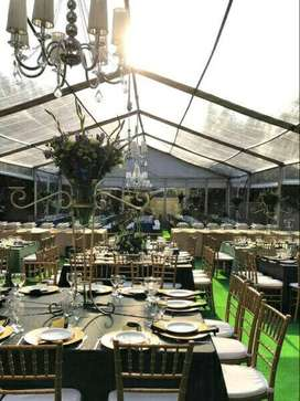 UMBRELLAS,MARQUEE,STRETCH TENTS,TABLES,CUTLERY, CHAIRS & COUCHES 4 HIR