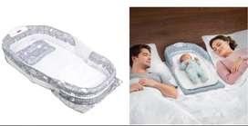 New! Portable Baby Bed ideal for travel or daytime napper