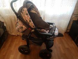 Детская коляска Navara by Anex 2 в 1 Польша в отличном состоянии