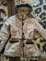 Тепла курточка зима-осінь