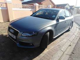 Audi A4 TFsi 2010, 178 103km ,Petrol and it's manual.