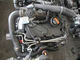 1900TDi (BKC) VW Golf V engine for sale
