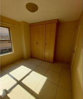 Neat bedroom to rent in a two bedroom flat