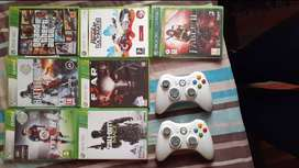 Xbox 360 Controller's and Games