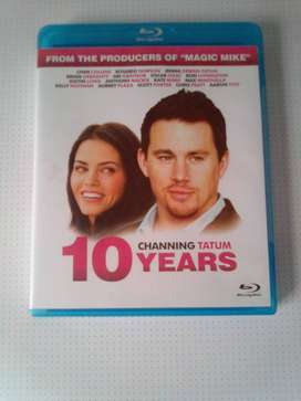 "Blu-ray DVD Movie ""10 Years"". As well as other Movies and Music Blu-ra"