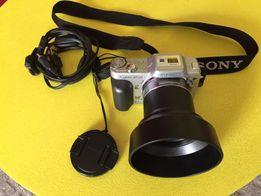 Aparat fotograficzny Sony optical zoom 10 x