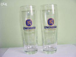 szklanki do piwa LOWENBRAU