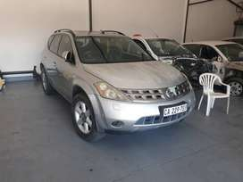 Nissan Murano 3.5 Auto stripping for spares