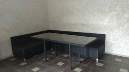 Садовые мебли из искуственного ротанга, диваны, стол, са