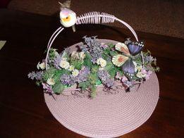 motylki ,ptaszki , kwiatki na dekoracje okna