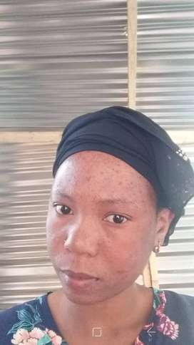 Active and respectful LESOTHO nanny/maid needs stay in work