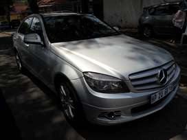 2008 model Mercedes Benz C220CDI automatic