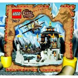 Lego Orient Expedition Temple of Mount Everest