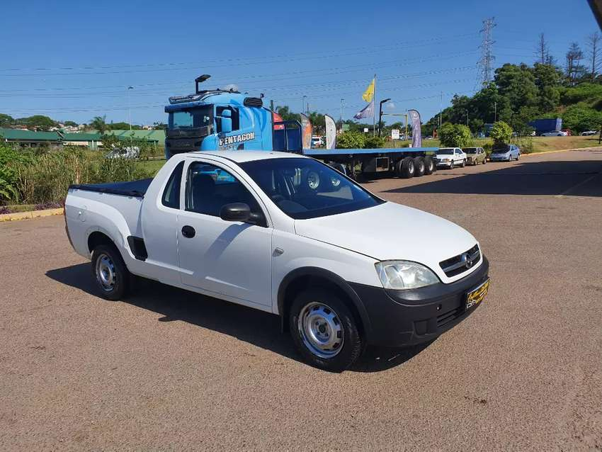 2006 OPEL CORSA UTILITY 1.4i - EXCELLENT CONDITION 0