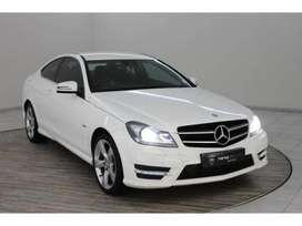 2014 Mercedes-Benz C-Class C180 Coupe Auto For Sale