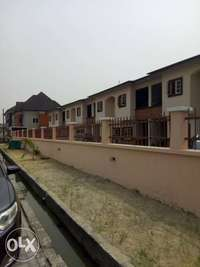 A beautiful brand New 4 Bedroom Terrace With Bq for sales 0