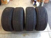 Image of Set of 285/65/17 tyres Almost New For your LandCruser