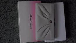 продам портмоне женское натуральная кожа цвет молочный красивое